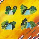 Arroyo, Eduardo - Oil on canvas