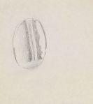 Roy Lichtenstein - Sketch for Mirror Painting