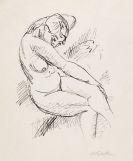Pechstein, Hermann Max - Lithografie