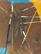 Prem, Heimrad - Oil on canvas