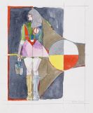 Richard Lindner - Untitled