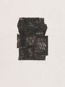 Emil Schumacher - Poesie in schwarz weiß
