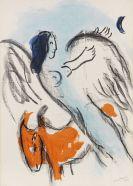Chagall, Marc - Farblithografie