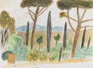 Peiffer Watenphul, Max - Watercolor