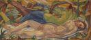 Mühlen, Hermann - Oil on canvas