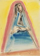 Lortz, Helmut - Watercolor