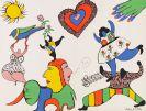 Saint Phalle, Niki de - Farblithografie