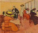 Möller, Rudolf - Watercolor