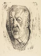 Dix, Otto - Lithograph