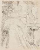 Toulouse-Lautrec, Henri de - Lithograph
