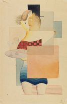 Borchert, Erich - Watercolor