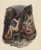 Kubin, Alfred - Watercolor