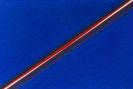 Lothar Quinte - Schlitzbild diagonal (blau-rot)