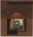 Kaschinski, Herwig - Oil on burlap