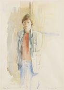 Vanriet, Jan - Watercolor
