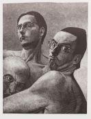 Grützke, Johannes - Lithografie