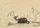 Munch, Edvard - Lithografie