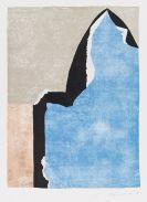 Santomaso, Giuseppe - Lithograph in colors