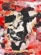 "Fred Thieler - Ohne Titel (""Abstrakte Komposition"")"