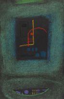 Max Ackermann - Komposition