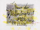 Droese, Felix - Farbserigrafie