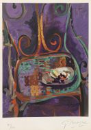 Georges Braque - La Chaise