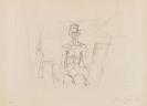 Giacometti, Alberto - Lithografie