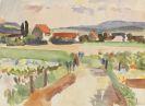 Hartmann, Erich - Watercolor