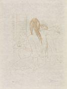 Mammen, Jeanne - Lithografie