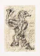 Max Ernst - Pour un poème de Jean Cassou