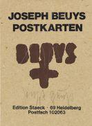Joseph Beuys - Postkarten