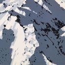 Gerhard Richter - Schweizer Alpen I