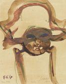 Friedrich Karl Gotsch - Halvor (Sohn des Künstlers als Kind)