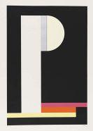 Dexel, Walter - Silkscreen in colors