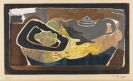 Georges Braque - Théière et Raisin (Teekanne und Traube)