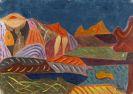 Gilles, Werner - Oil on canvas