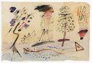 Gilles, Werner - Watercolor