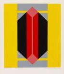 Sundhaußen, Helmut - Silkscreen in colors