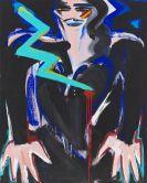 Bach, Elvira - Öl auf Leinwand