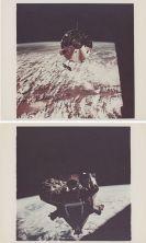 (Apollo 9), Scott. Mcdivitt or Schweickart - Chromogenic print