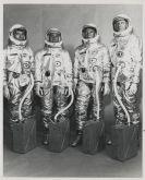 (Project Gemini), NASA - Gelatinesilberabzug