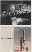 (Gemini III), NASA - Gelatinesilberabzug