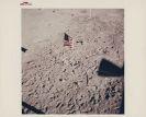 (Apollo 11), Buzz Aldrin - Chromogenic print