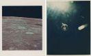 (Apollo 12), R. Gordon/P. Conrad/A. Bean - Chromogenic print