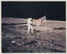 (Apollo 12), Alan Bean - Chromogenic print