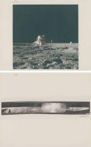 (Apollo 12), A. Bean & P. Conrad - Chromogenic print