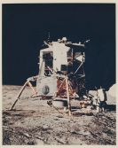 (Apollo 12), Pete Conrad - Chromogenic print