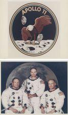 (Apollo 11), NASA - Chromogenic print