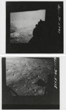 (Apollo 11), N. Armstrong & B. Aldrin - Gelatin silver print