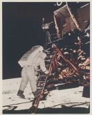 (Apollo 11), Neil Armstrong - Chromogenic print